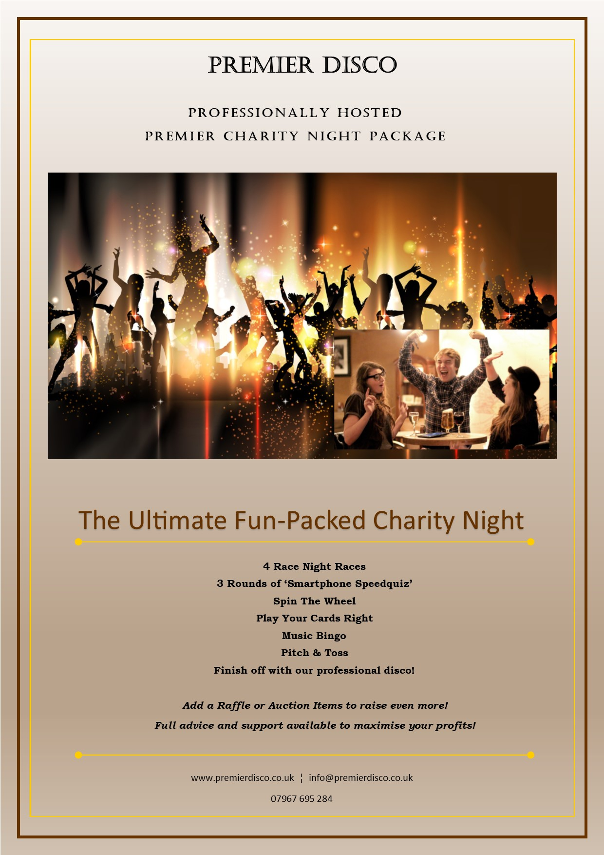 Charity Fun Night
