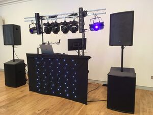 Premier Disco Wedding Package