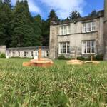 Premier Disco Quoits at Melville Castle